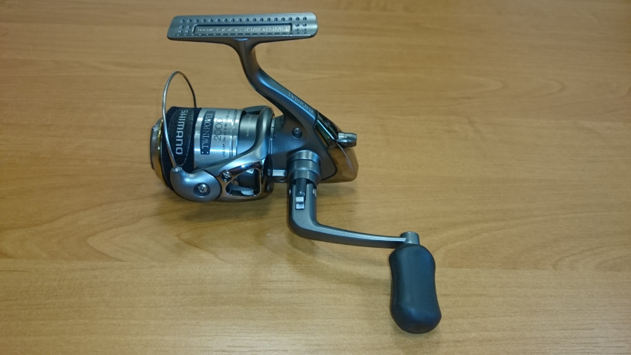 Shimano Twin Power 2000/2500 FA