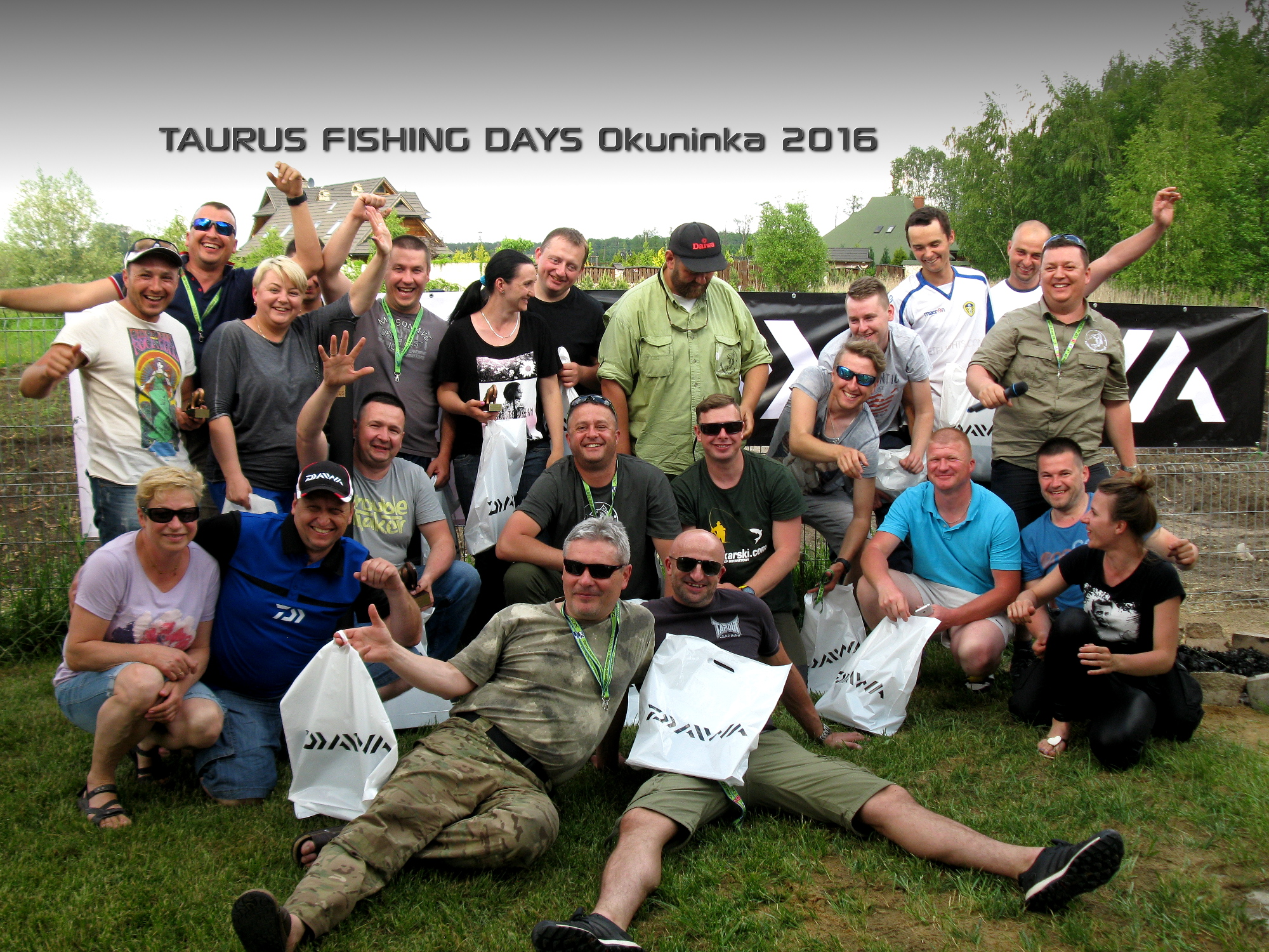 TAURUS FISHING DAYS 2016