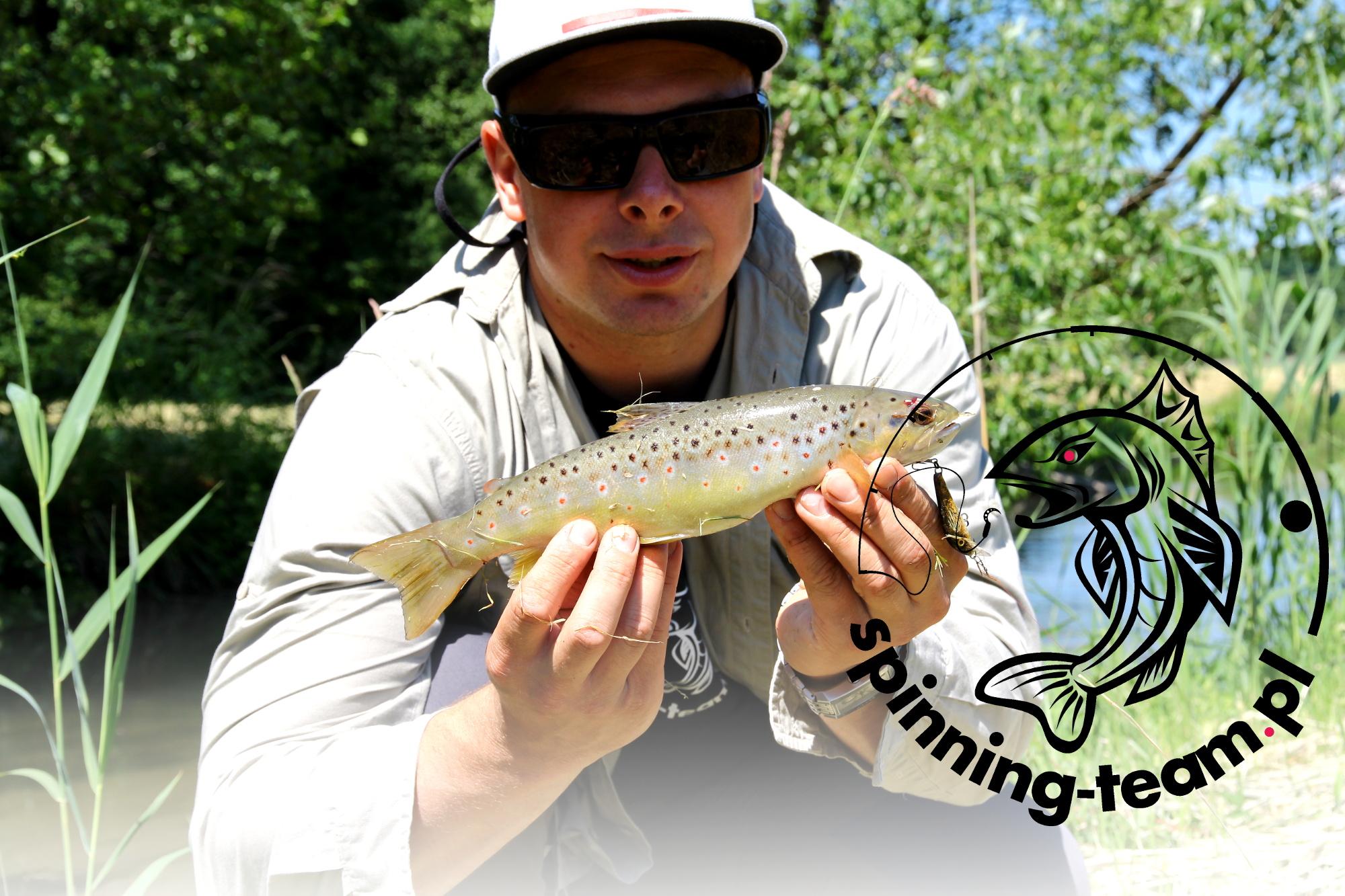 Wypad na Lubelskie wody górskie – łowienie pstrągów