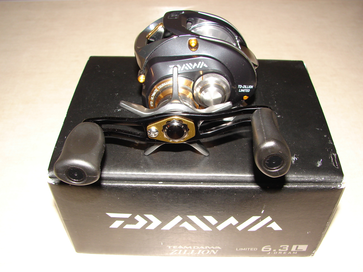 Team Daiwa ZILLION J-Dream