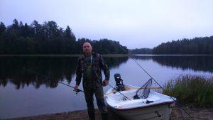 Wypad do Finlandii na ryby