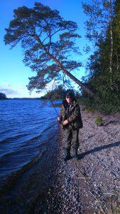 Jeziora Finlandii lowienie szczupakow