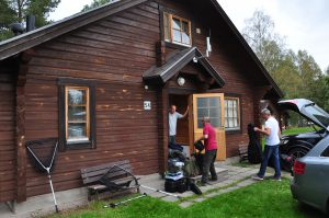 Domki wczasowe Finlandia