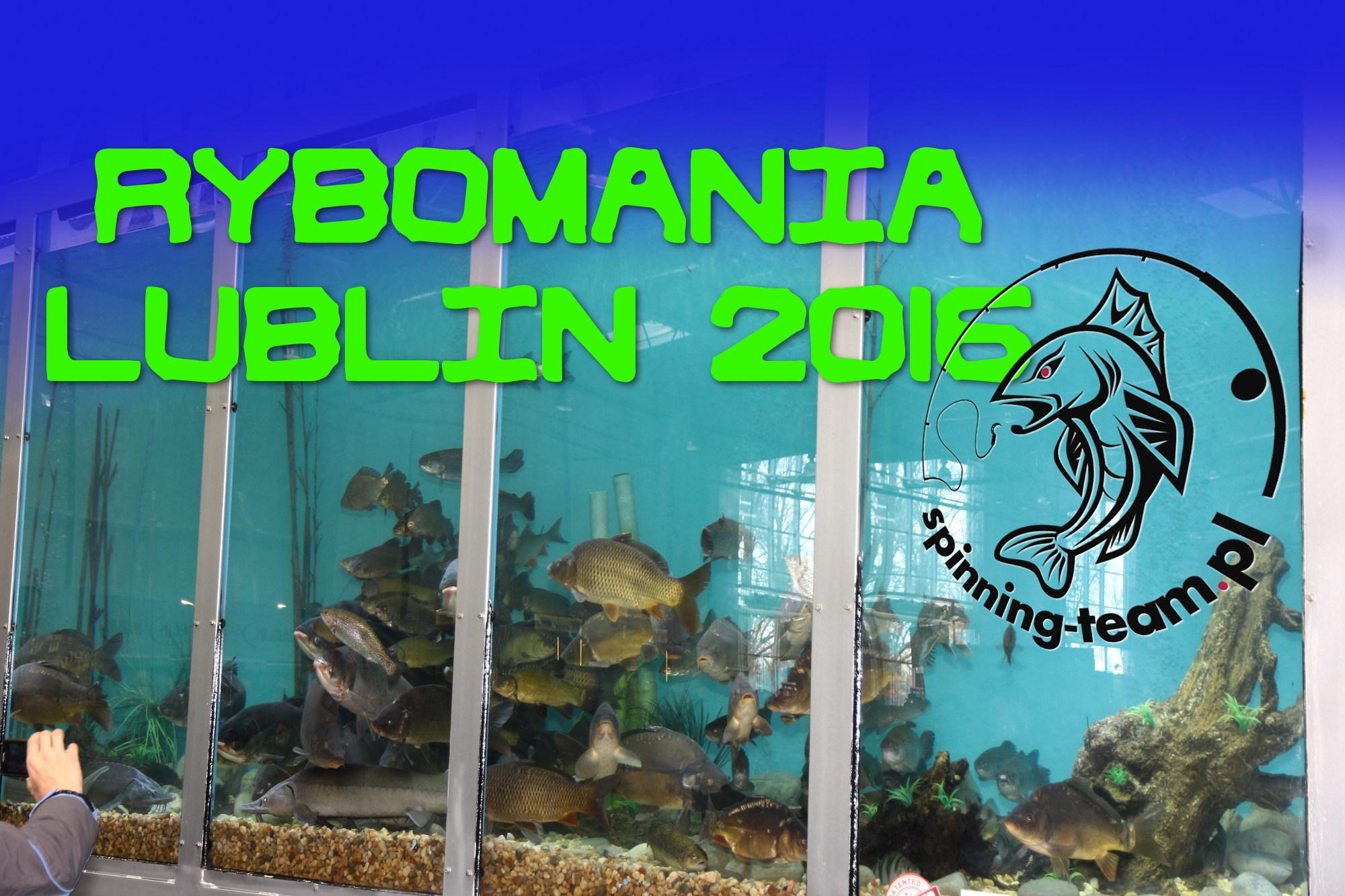 Rybomania 2016 Lublin