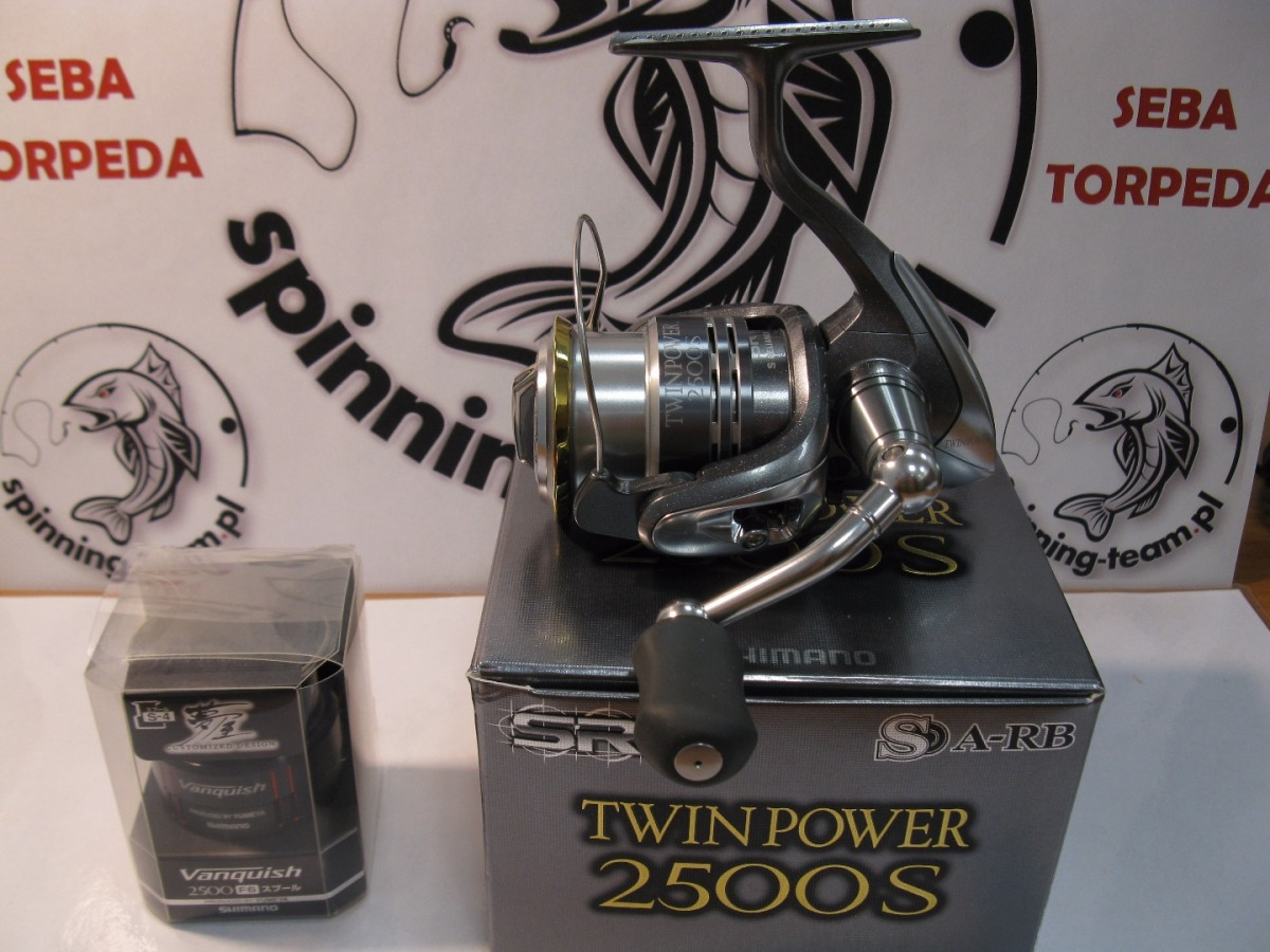 Shimano TWIN POWER 2500S JDM