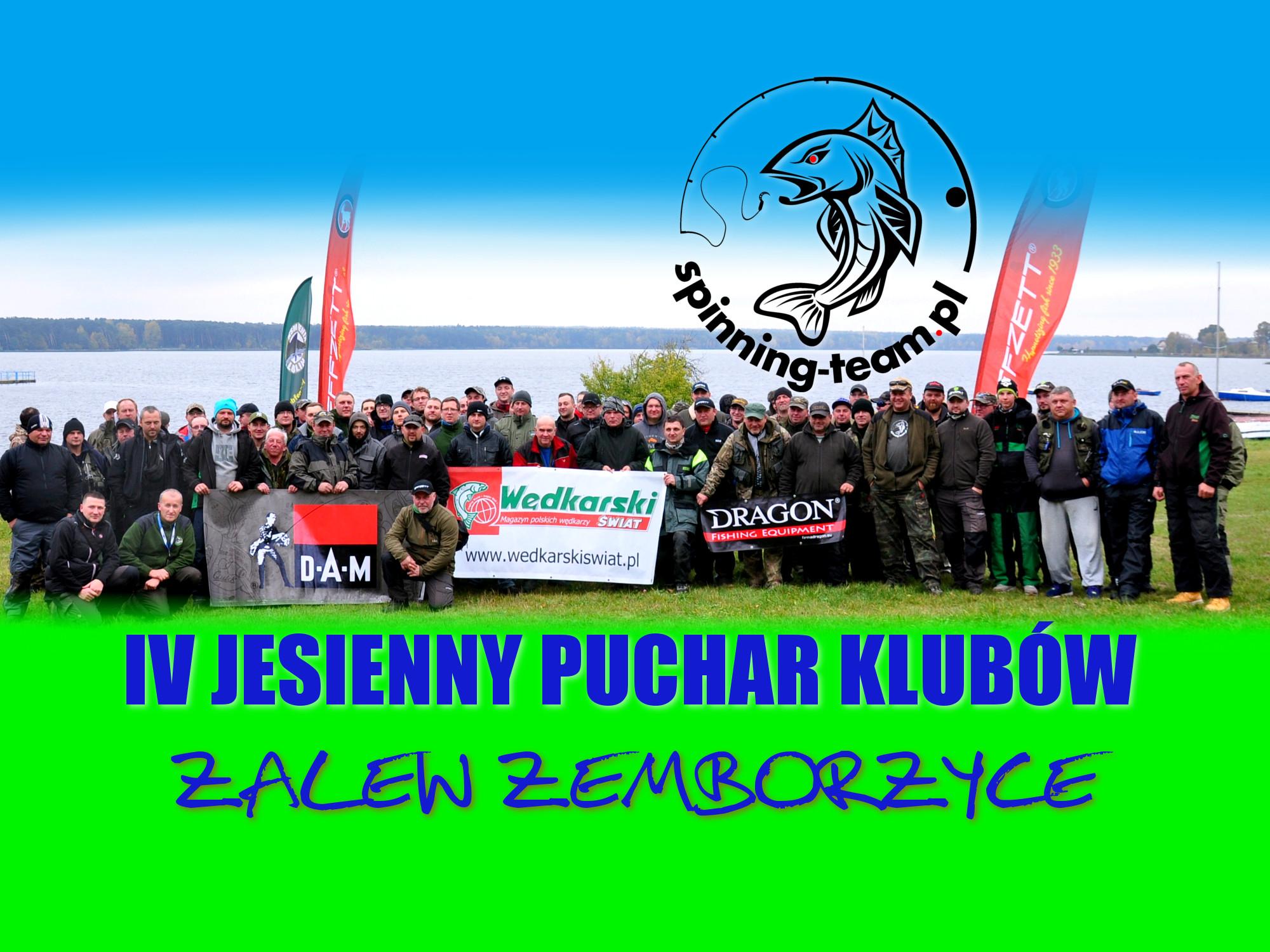 VI JESIENNY PUCHAR KLUBÓW KSM Fenix zalew Zemborzycki w Lublinie